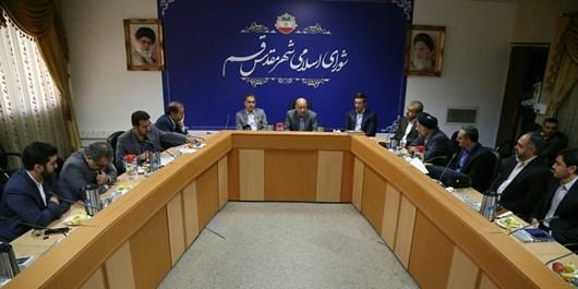انتخاب اعضای کمیسیونهای 6 گانه شورای شهر قم