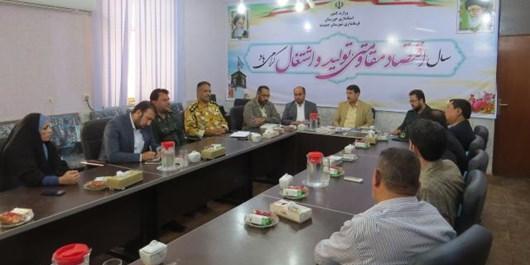 مراسم تحلیف شورای شهر حمیدیه انجام شد/احمد آلبوعبید رئیس  شد