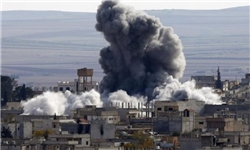کشته شدن ۱۴ غیرنظامی سوری ساکن «الرقه» در حملات ائتلاف آمریکایی