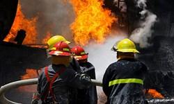 آخرین جزئیات آتشسوزی در کارخانه رنگ در تبریز+ فیلم