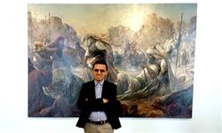 روحالامین خلأ نقاشی دینی در ژانر کلاسیک را پر کرد/ غربت موضوعات دینی در نقاشی