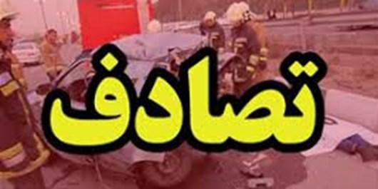 کشته و مجروح شدن 5 نفر در گلستان