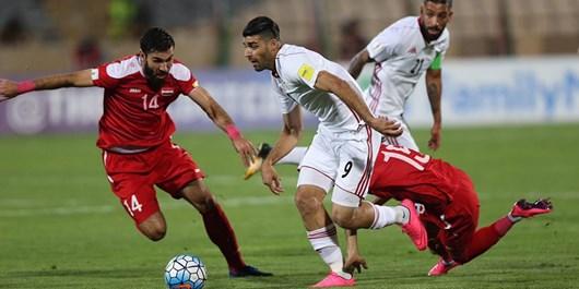 فنونیزاده: سوریه بسیار مصمم بود/ تیم ملی نیاز به تدارکات بیشتری دارد