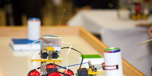 برگزاری مسابقات بینالمللی رباتیک در بابل