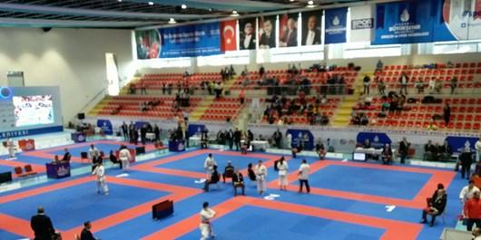 ۳طلا, ۵نقره و ۳ برنز حاصل تلاش کاراته کاهای ایران در تورنمنت ترکیه