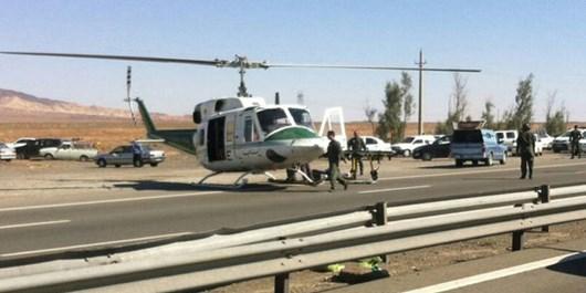 امدادرسانی به 103 حادثه دیده در 24 ساعت گذشته