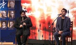 معتمدی: موسیقی ایران زیر پرچم حسینی از گزند حوادث حفظ شد/ شهبازیان: موسیقی آیینی برگرفته از موسیقی اصیل ایران است