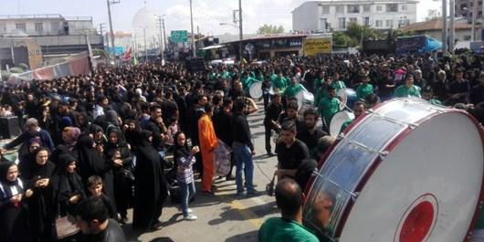 چگونگی برگزاری مراسم تاسوعا و عاشورای حسینی در محمودآباد