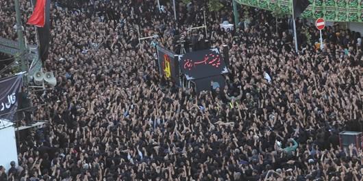 شاه بیت مراسم یازدهم محرم زنجانیها اعلام شد