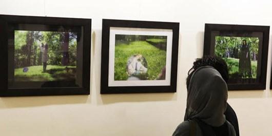 افتتاح نمایشگاه نقاشی با عنوان