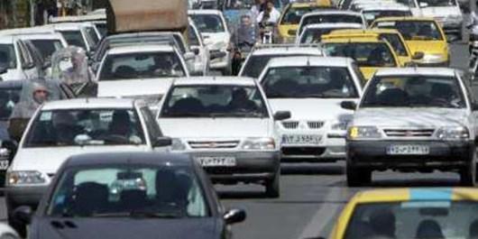 فیلم/قصه ی تکراری ترافیک های سنگین و دور برگردان دانشگاه آزاد ارومیه