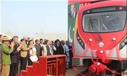 افتتاح مترو در لاهور پاکستان به روایت تصویر