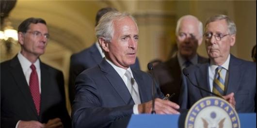 سنای آمریکا در حل اختلافات برای بازگشایی دولت ترامپ ناکام ماند