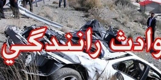 5 نفر در محور توسکستان به شاهرود جان باختند