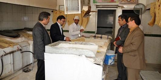 تشدید نظارت دستگاهها بر توزیع آرد و پخت نان در قرچک