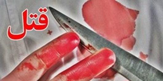 وقوع قتل در شهرستان سربیشه  و دستگیری قاتل