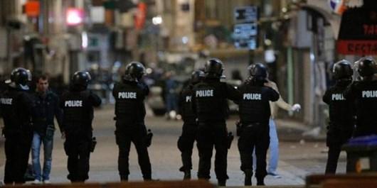 سکوت مدعیان در مقابل شلیک پلیس فرانسه به خبرنگار ایرانی