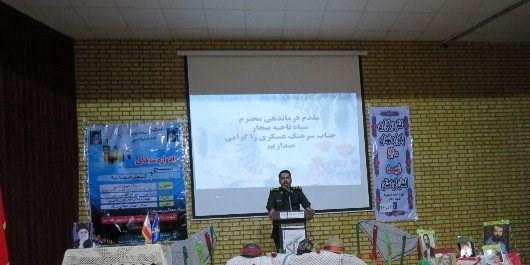 نشر تفکر  بسیجی  موجب اقتدار نظام در جهان است/ شکلگیری انقلابها در منطقه نشأت گرفته از تفکر بسیجی انقلابیان ایران است