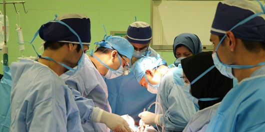 جراحی مغز ایران  در کنگره لینک فرانسه به نمایش گذاشته میشود