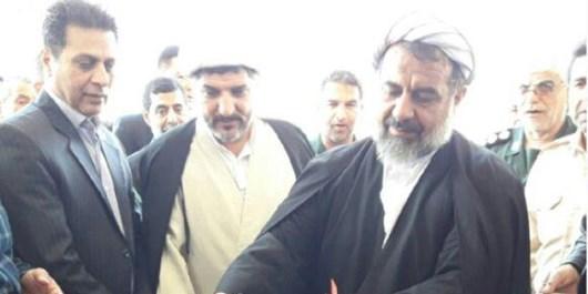 دفتر خدام افتخاری آستان امامزاده یحیی بن زید (ع) افتتاح شد+ تصاویر