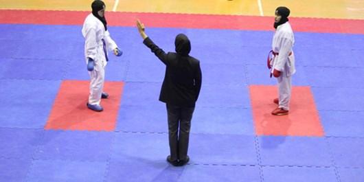 میزبانی یزد از مسابقات جایزه بزرگ کاراته بانوان کشور