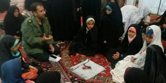 برگزاری میقات صالحین در مصلی امام خمینی(ره) اقبالیه