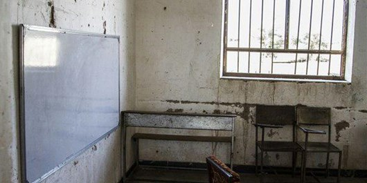 نگهداری ضعیف از فضاهای آموزشی خیرساز در کهگیلویه و بویراحمد