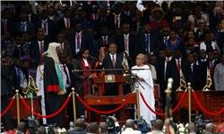 رئیسجمهور کنیا سوگند یاد کرد/رهبر معارضان: انتخاب کینیاتا غیرقانونی است