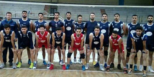 دومین برد دونای محمودآباد در لیگ برتر والیبال مازندران