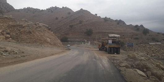 بهسازی و توسعه 162 کیلومتر از راههای گچساران در حال انجام است