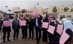 پارلمان اردن اصلاح معاهده «وادی عربه» را خواستار شد