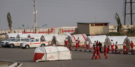 سمینار مدیریت بحران در حوادث شهری در محمدشهر برگزار شد