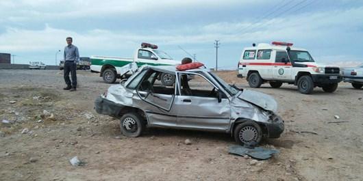 سرعت بالای خودروی پراید در شهریار ۴ مصدوم برجای گذاشت