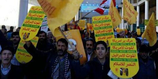 ملت همیشه بیدار ایران از ابتدا استکبارستیز بوده است