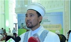 سریک بای حاجی اوراز مفتی اعظم قزاقستان شد