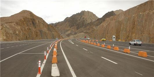 کاهش ۱۲ درصدی ترافیک جادهها و افزایش تردد کامیونها/ محدودیت ترافیکی در آزادراه تهران ـ قم