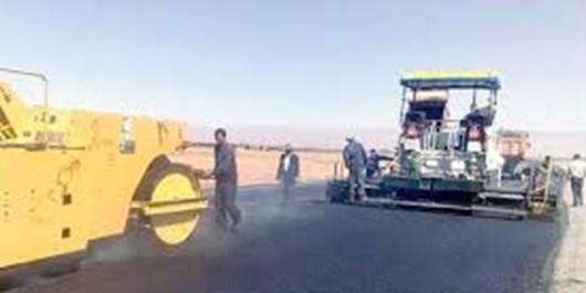 124 هزار مترمربع از معابر منطقه یک سمنان آسفالت شد