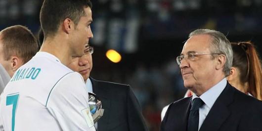 رونالدو: بازنشستگی در مادرید؟ این به من بستگی ندارد