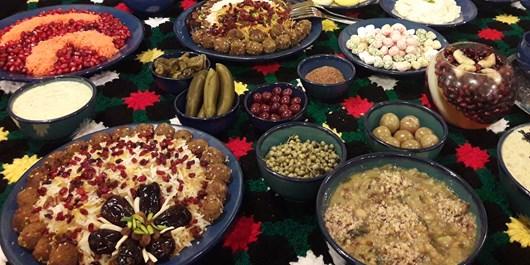 جشنواره غذاهای محلی در شاهرود برگزار شد