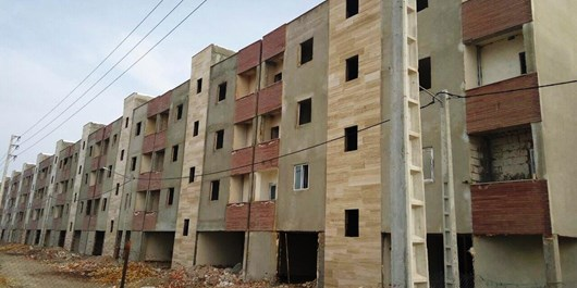 ساخت ۱۷ هزار واحد مسکن اجتماعی سبب رونق صنعت ساختمان میشود