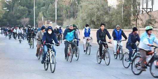 هشتاد و چهارمین همایش دوچرخهسواری در یزد
