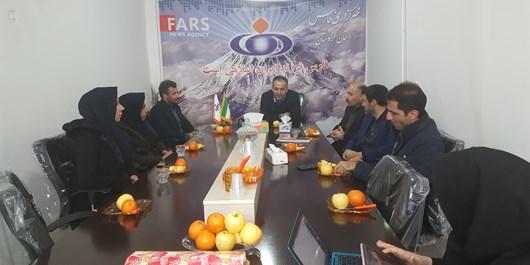 رسانهها باید درست ببیند و درست منعکس کنند/خبرگزاری فارس کردستان نقش مهمی در اطلاعرسانی درست و تنویر افکار عمومی ایفا میکند