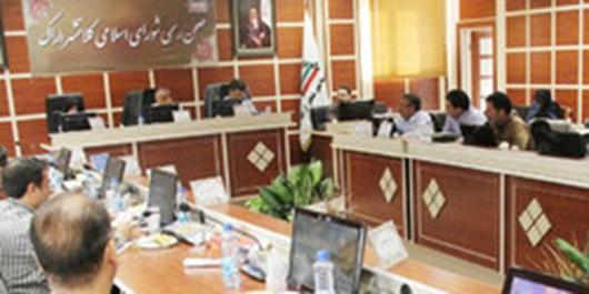 صلاحیت شهردار منتخب اراک از سوی وزارت کشور به تأیید نرسید