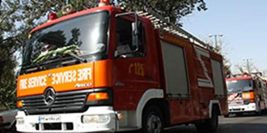 نجات ٢٣ نفر طی ۵ عملیات توسط آتشنشانان همدان
