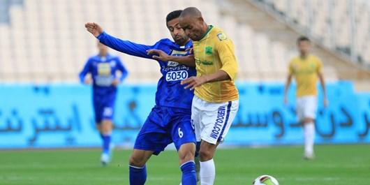زمان بازی نفت آبادان - استقلال تهران  در جام حذفی اعلام شد