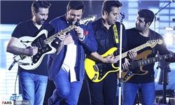 محمد علیزاده در جشنواره موسیقی فجر هم روی صحنه رفت