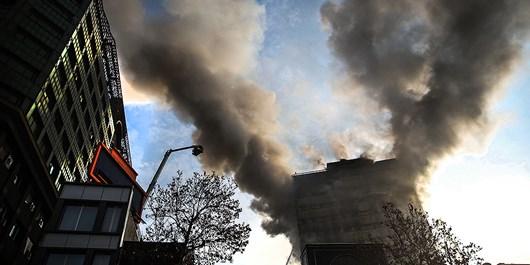آتشنشانی که معجزهآسا در پلاسکو زنده ماند