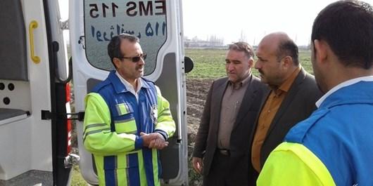 انسجام بین دستگاهی از تاکید استاندار گلستان در شرایط بحرانی برای امدادرسانی است