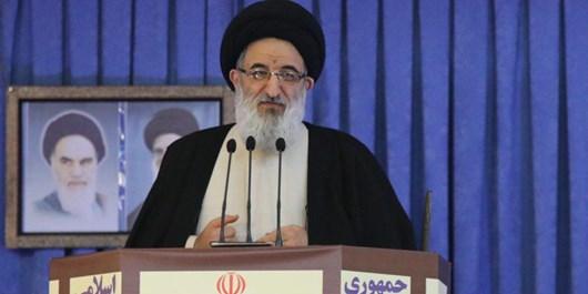 منطق دشمنان ایران گفتوگوی تحميلی است/مسئولان غیرت سياسی و دینی داشته باشند