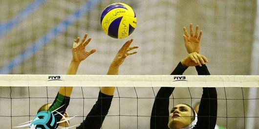 بانوان والیبالیست سمنان به یزد اعزام شدند